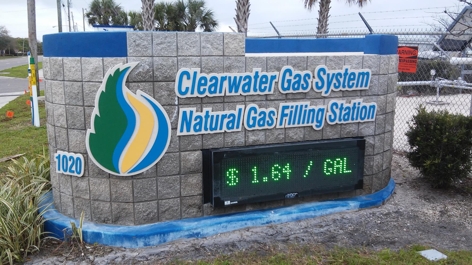 Clearwater, FL Gas System | Home